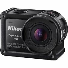 Nikon KeyMission 170 4K Action Camera UHD Video Camcorder Waterproof Shockproof