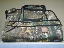 "G3422 New Carhartt Legacy Series 16"" Tool Bag Real Tree Xtra 28315"