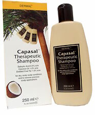 Capasal Therapeutic Shampoo 250ml, For dry, scaly scalp conditions