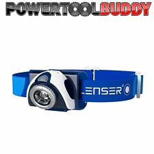 LED Lenser SEO7-R Rechargeable Head Torch SE07R