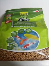 Tetra Pond Fish Stick 4L / 450g - Posted Today if Paid Before 1pm