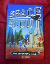 Space Scout - The Shrinking Race - H. Badger ch asc 1213