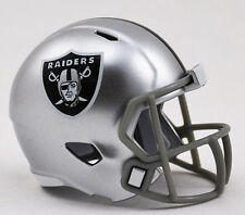 NEW NFL American Football Riddell SPEED Pocket Pro Helmet OAKLAND RAIDERS