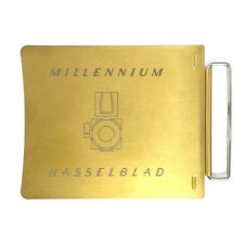 Hasselblad Millennium Edition Gold Collector's Dark Slide #39954
