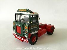 Corgi Eddie Stobart SCAMMELL CRUSADER MODEL CAB CC12607 1:50 Scale (Damaged)