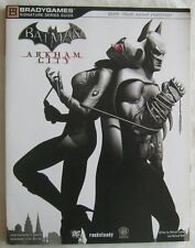 Batman Arkham City Bradygames Signature Series Guide 2011