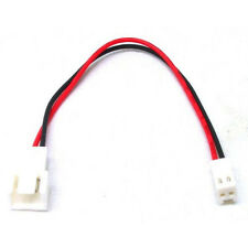 3-pin to 2-pin Cable Adapter Converter Fan Cable for Mobile Racks YA-C2P