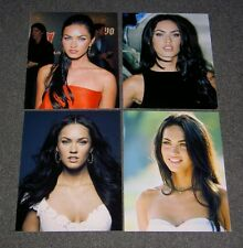 SET OF FOUR,MEGAN FOX,TRANSFORMERS 10 x 8 PHOTO'S,BARGAIN LOT.FREE POSTAGE! 11