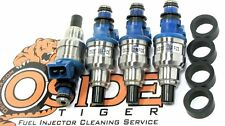 310cc Honda Civic Integra Turbo D16 B16 B18 H22 Fuel Injectors JDM D15B ZC VTEC