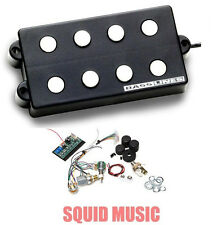 Seymour Duncan SMB-4Ds 4 String Pickup 3 Knob Tone Circuit Music Man Replacement