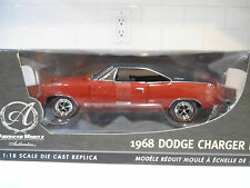 1968 Dodge Charger R/T 440 Ertl Authentics 1:18