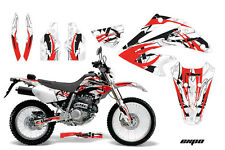AMR Racing Honda XR 250SM Graphic Decal Number Plate Kit Bike Stickers 03-05 EX