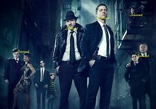 Ben McKenzie and Donal Logue & the cast of GOTHAM picture #3612