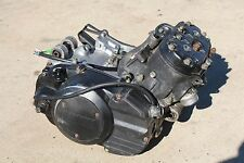 Yamaha Banshee engine motor - RUNS GREAT 120psi 64.00 stock bore unported #3473