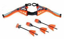 Zing Air Storm Z-Curve Bow Soft Suction Cup Arrows Toy Brand New