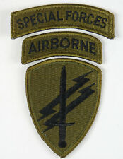 US ARMY SPECIAL FORCES AIRBORNE ARMBAND PATCH-32654