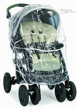 ORIGINALE Nuovo Graco quattro Tour Deluxe Raincover per Passeggino & Travel System