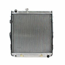 Full Aluminum Radiator For Toyota Land Cruiser KZJ78 1KZTE AT MT