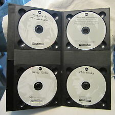 WILLIAMSON MUSIC 4 CD BOX SET Elvis, Irving Berlin,Rogers & Hammerstein and More