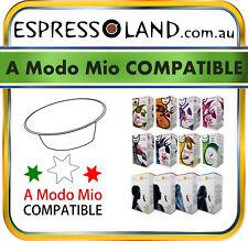 192 Lavazza A Modo Mio compatible espresso coffee pods capsules various flavors
