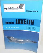 Warpaint Series No.17 - Gloster Javelin           32 Pages            Book