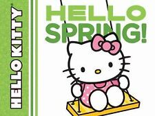 Hello Kitty, Hello Spring! by Ltd Staff Sanrio Company (2013, Board Book)