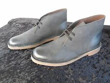 NEW MENS SIZE 12 M CLARKS BUSHACRE 2 CHUKKA ANKLE BOOTS / PROMPT SHIPPING