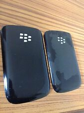 2 Pieces Genuine Blackberry 9320 Battery Cover Black