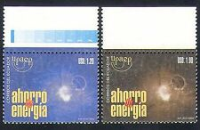 Ecuador 2006 Upaep/Energy Conservation/Environment/Light/Power 2v set (n35801)