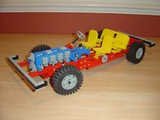 lego technic , voiture , chassis car 853