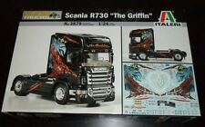 "3879 Scania R730 ""The Griffin"" ITALERI 1:24 plastic model kit"