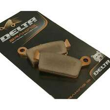 Honda XR 100 XR100 Motard 2005 2006 Sintered Rear Brake Pads DB2170