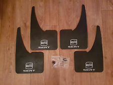 Sportflaps Mudflaps SEAT - 4x Mudflaps full set + screws