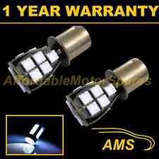 2x 382 1156 BA15S Xenon bianca 18 SMD LED Anteriore Indicatore Lampadine fi201202