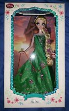 ELSA FEVER Frozen doll limited edition Disney Store anna LE 5000 belle muñeca 17