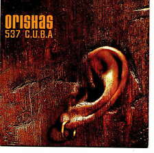 ORISHAS - rare CD Single - Europe - Card sleeve