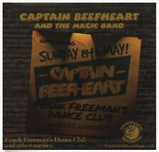 CAPTAIN BEEFHEART & THE MAGIC BAND frank freeman´s dance club LP NEU