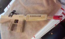 Magnum Rubber Band Gun Marauder M-16 Military Rifle
