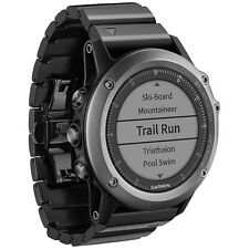 Garmin Fenix 3 Sapphire Edition GPS Multi-Sport Training Watch (98325)