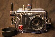 Save $$ - Dive Camera Bundle:  Ikelite Underwater Housing with Nikon Coolpix 900