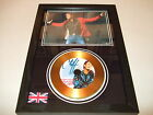 CLIFF RICHARDS SIGNED FRAMED GOLD DISC DISPLAY 6