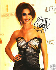 CHERYL COLE AUTOGRAPH SIGNED PP PHOTO POSTER
