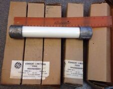 Gen Electric Current Limiting Fuse 9F60BDB002 TYPE EJ-1 SizeB 2E Amp;2750KV;60Hz