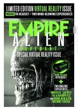 Alien Covenant Empire Magazine VR Limited Edition July 2017 Ridley Scott Alien