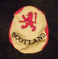 SCOTLAND FLAT CAP HAT