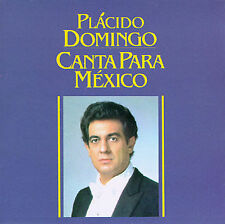 1 CENT CD Canta Para Mexico - Placido Domingo