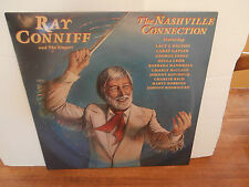 "ray conniff/the singers""the nashville connection""lp12""ger.cbs:cx85867.de 1982."