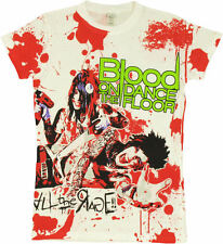 Autographed Blood On The Dance Floor Shirt All The Rage (Free Poster Included)