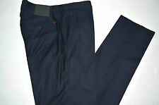NEW MARCO PESCAROLO KITON DRESS PANT 100% WOOL SIZE 32 US 48 EU COD578