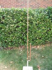 Copper j pole antenna for MURS frequencies